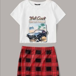 Large**west coast outfit